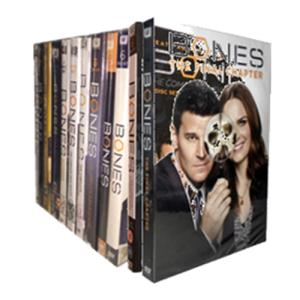 Bones Seasons 1-12 DVD Boxset