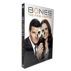 Bones Seasons 12 DVD Boxset