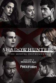 Shadowhunters Seasons 2 DVD Boxset