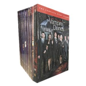 The Vampire Diaries Seasons 1-8 DVD Boxset