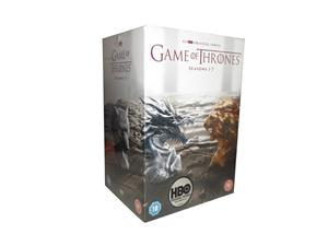 Game of Thrones Seasons 1-7 DVD Boxset