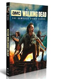 The Walking Dead Seasons 8 DVD Boxset