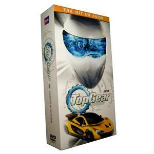 Top Gear Seasons 1-24 DVD Boxset