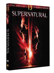 Supernatural Seasons 13 DVD Boxset