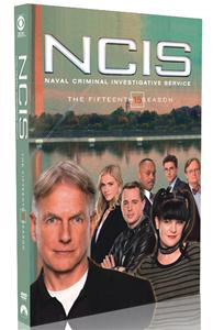 NCIS Seasons 15 DVD Boxset