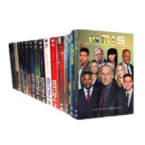 NCIS Seasons 1-15 DVD Boxset