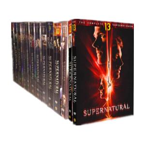 Supernatural Seasons 1-13 DVD Boxset