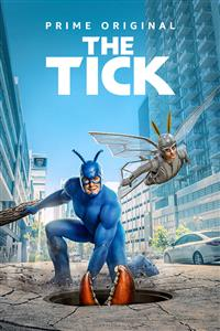 The Tick Seasons 1-2 DVD Set