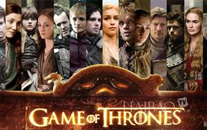Game of Thrones Seasons 1-8 DVD Boxset