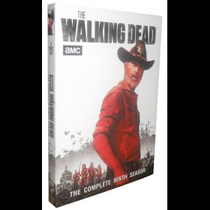 The Walking Dead Season 9 DVD