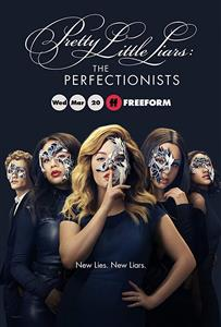 Pretty Little Liars:The Perfectionists Seasons 1 DVD Set