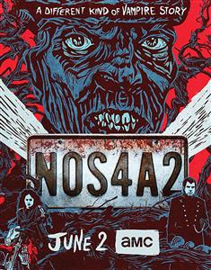 NOS4A2 Seasons 1 DVD Set