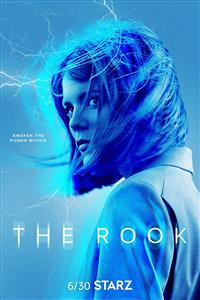 The Rook Seasons 1 DVD Set