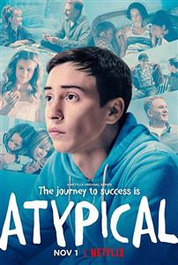 Atypical Seasons 3 DVD Set