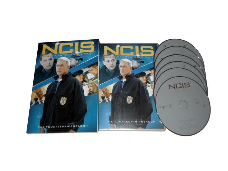 NCIS Season 14 DVD Boxset Freeshipping