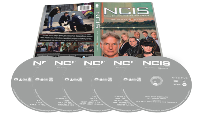 NCIS Seasons 1-14 DVD Boxset Freeshipping